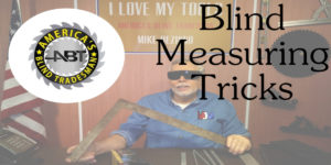 Blind Measuring Tricks