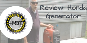 Review: Honda Generator